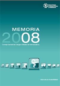 Memoria del CGCOF