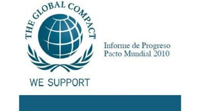 SIGRE logra la máxima calificación en su Informe de Progreso 2010