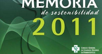 El Consejo General publica su Memoria de Responsabilidad 2011