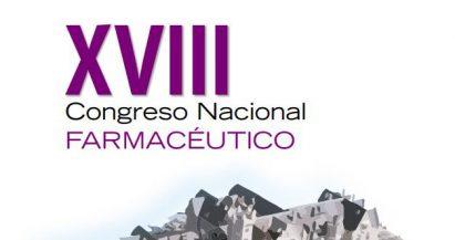 Avance del programa del XVIII Cogreso Nacional Farmacéutico