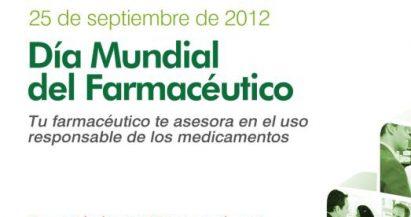 25 de septiembre: Día Mundial de los Farmacéuticos