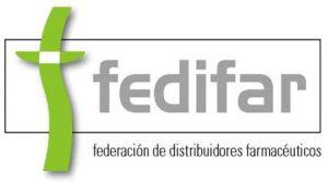 Logo de la Federación de Distribuidores Farmacéuticos