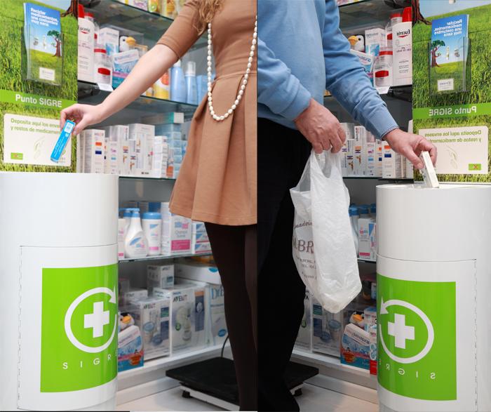 Quién recicla más en el Punto SIGRE: ¿los hombres o las mujeres?