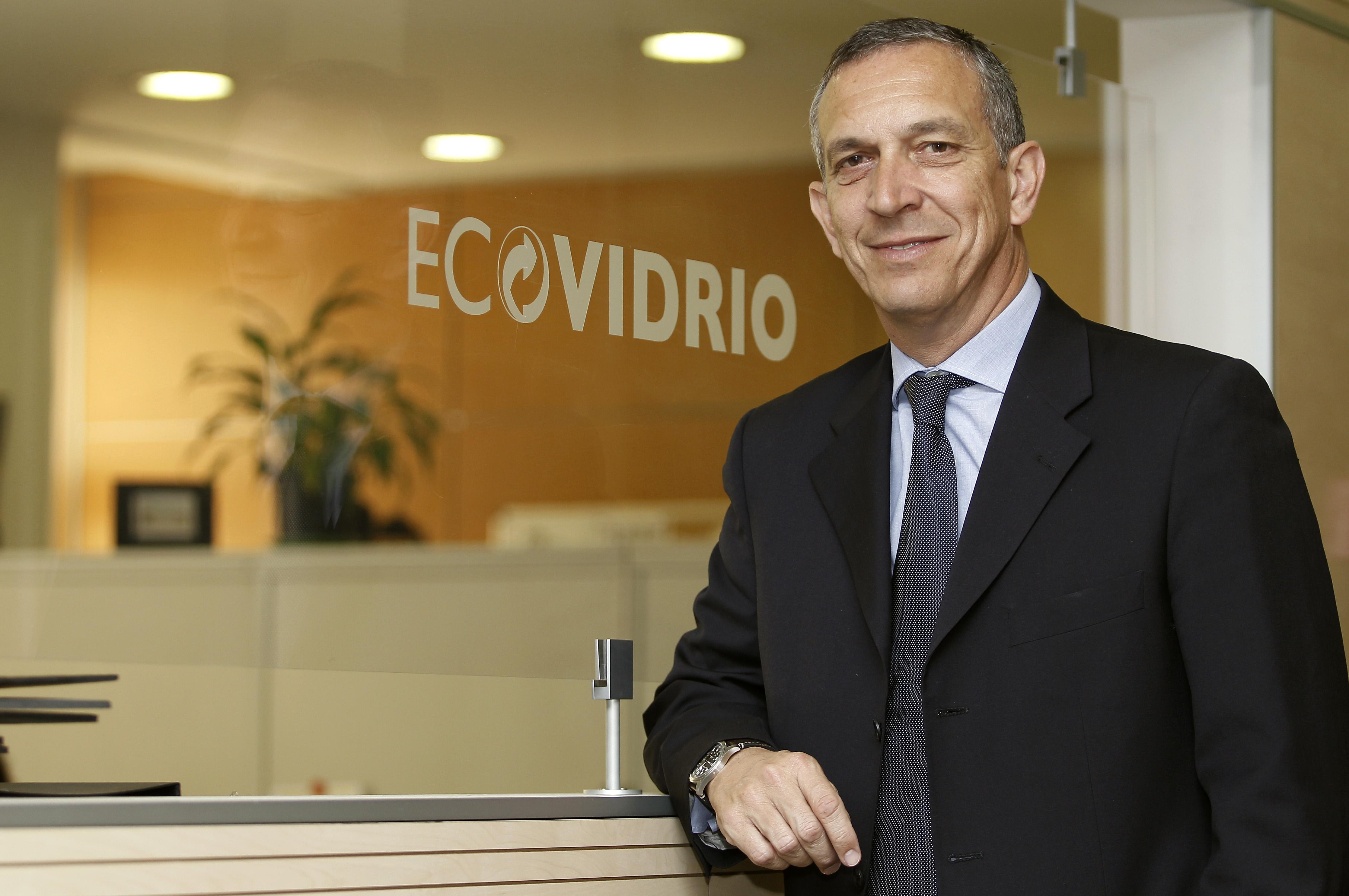 Entrevista a José Manuel Núñez-Lagos, Director General de Ecovidrio