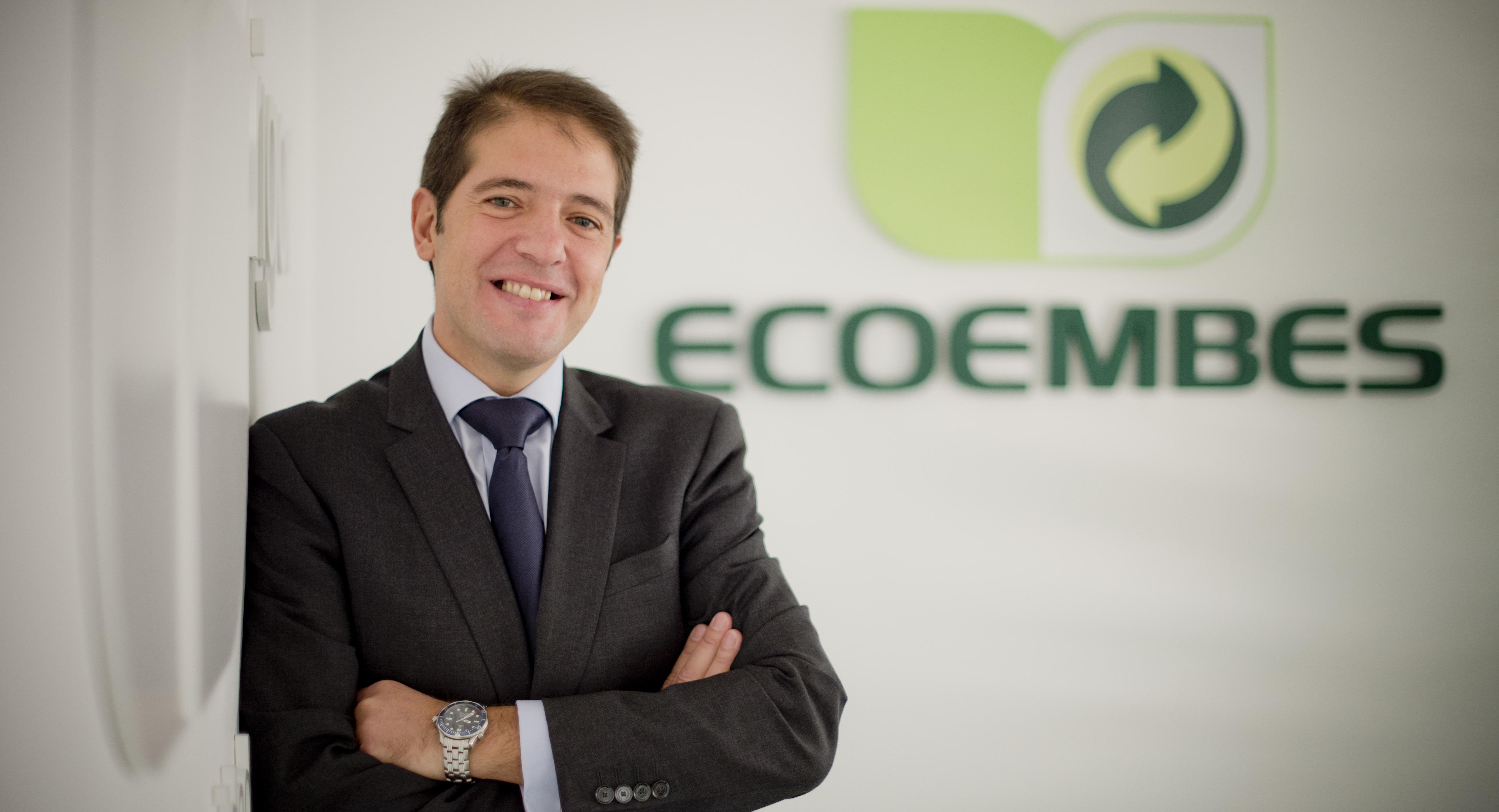 Entrevista a Óscar Martín, Consejero Delegado de Ecoembes