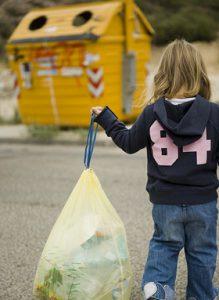 Colabora con Ecoembes reciclando