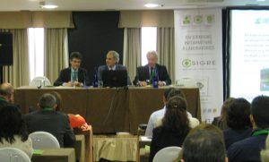 Inauguración con el Viceconsejero de Medio Ambiente de la Comunidad de Madrid,  el Ilmo. Sr. D. Enrique Ruiz Escudero