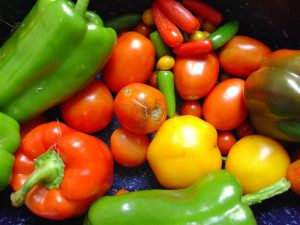 La variedad es una de las claves de la dieta saludable