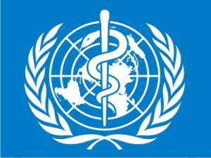 Logotipo Organización Mundial de la Salud