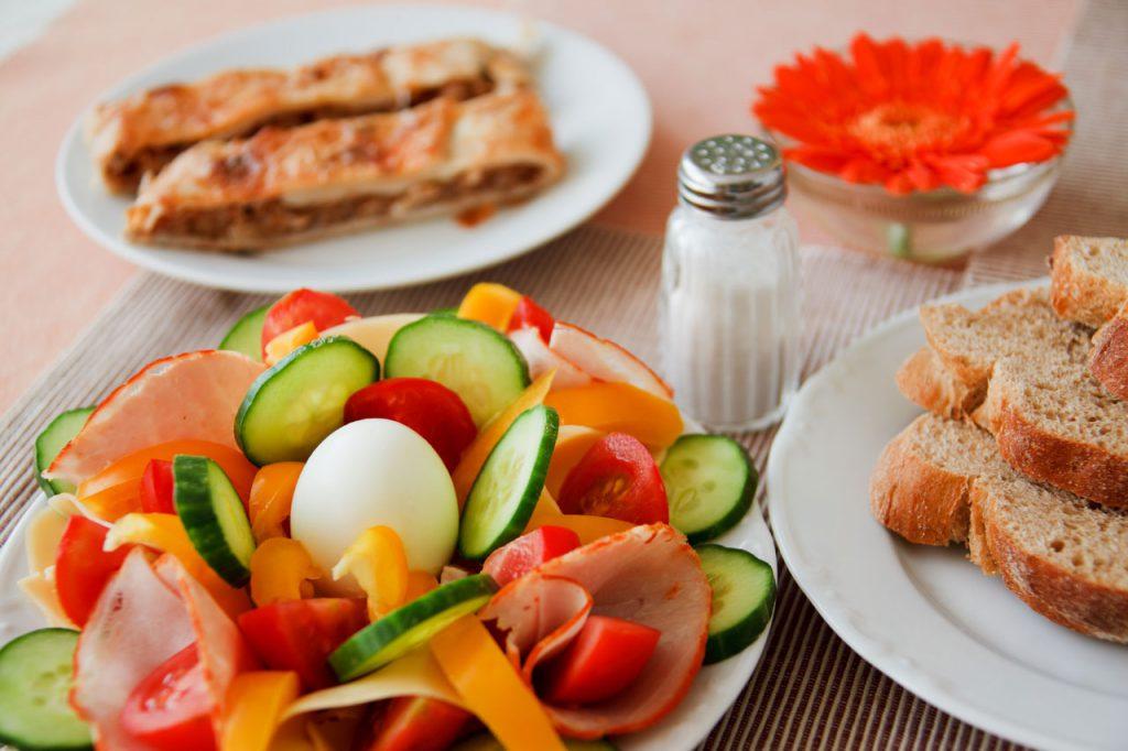 Imagen de alimentos saludables