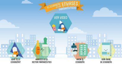 SIGRE crea la primera web sobre ecodiseño en envases de medicamentos