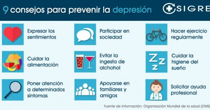 """Día Mundial de la Salud 2017: """"Depresión, hablemos"""""""