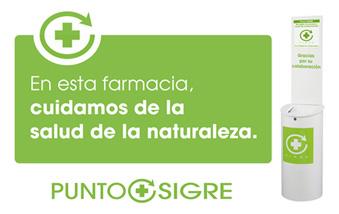 """""""En esta farmacia, cuidamos de la salud de la naturaleza"""""""