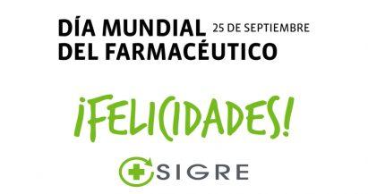 Día Mundial del Farmacéutico: nuestro agradecimiento por vuestra labor