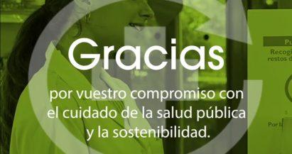 Día Mundial del Farmacéutico: Gracias por vuestra participación en SIGRE
