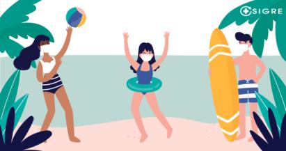 5 claves para cuidar de tu salud y del medio ambiente este verano